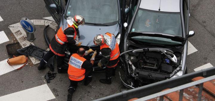 Les chiffres de la sécurité routière en baisse.