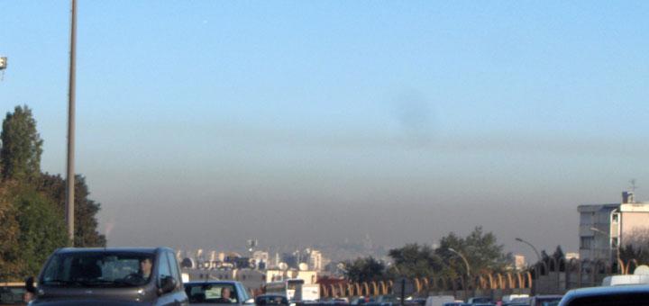 Des pics de pollution de plus en plus fréquents.