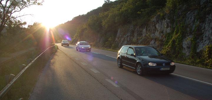 2020 : date butoir pour atteindre l'objectif de la sécurité routière.