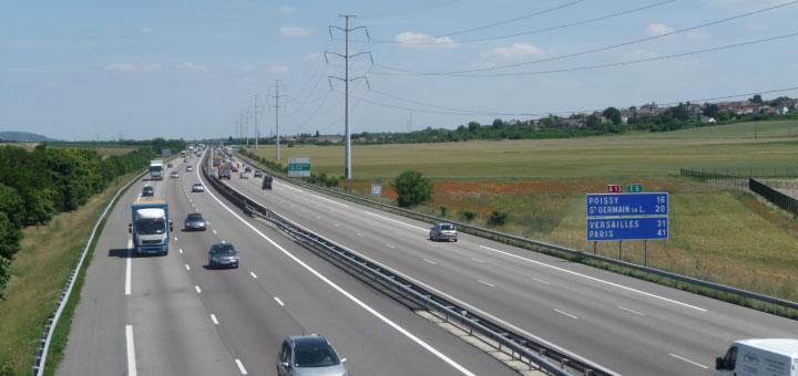 L'autoroute A13 au peigne fin.