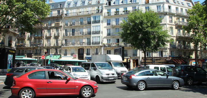 Bientôt plus de véhicules diésel à Paris.