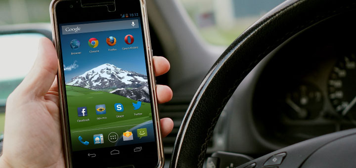 Oreillettes, téléphone interdits, Bluetooth toléré