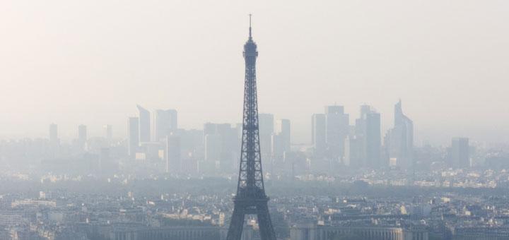 Les véhicules les plus polluants écartés de la capitale