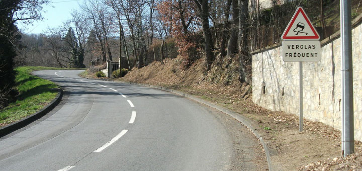 Recenser les dégradations du réseau routier