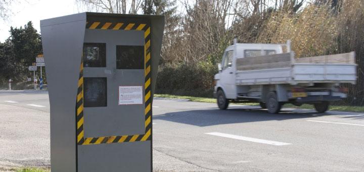 Les conducteurs italiens flashés recevront les contraventions