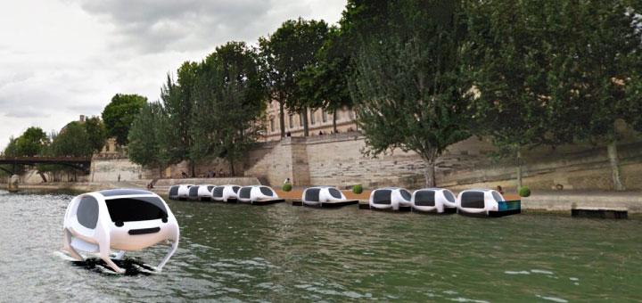 Un nouveau transport individuel pour Paris