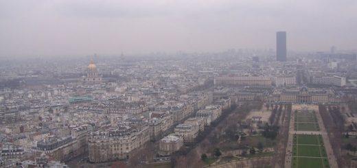 Les Parisiens devraient mieux respirer ... ?